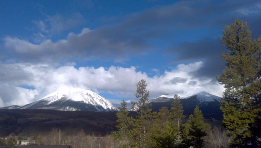 The Ptarmigans Nest, Birds Nest  , No Cleaning Fee - Silverthorne - Bed & Breakfast