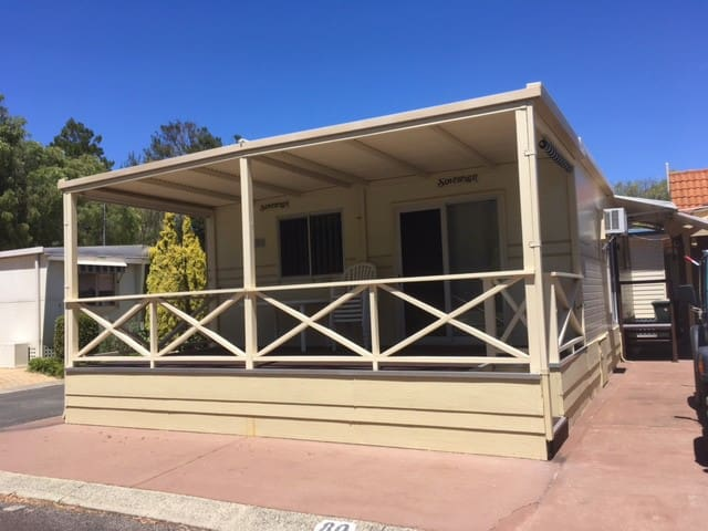 Unit 80 Geographe Bay Holiday Park