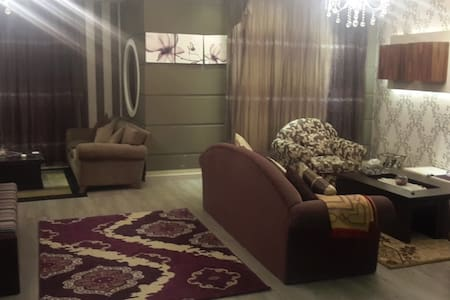 Fancy 3BR Flat in New Cairo, Close to Rehab City - New Cairo City