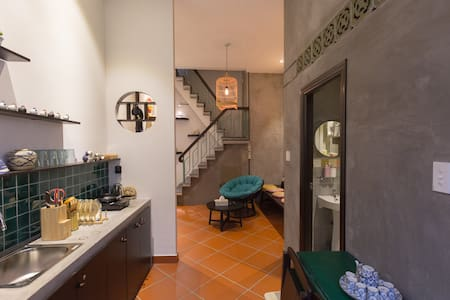 Viet Dreamy House - The Only House in city center - Ho Chi Minh