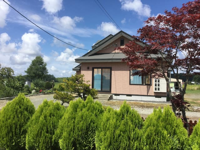 Stay with your MOTHER in Japan! - Kuriyama-chō - House
