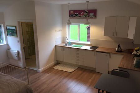 Private studio with character - Ashbourne - Apartment
