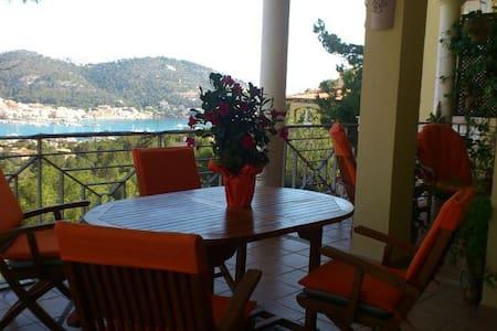Espectacular apartamento en Puerto de Andratx - Andratx
