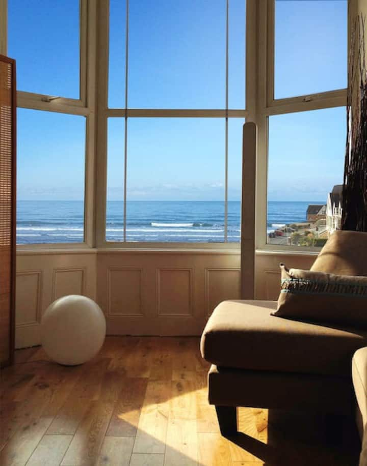 Seablue View Woolacombe Apartment