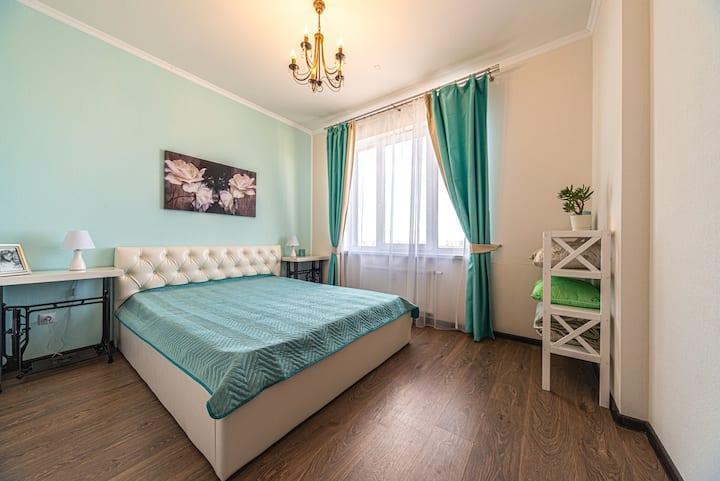 Apartment on Kondrat'evsky prospect