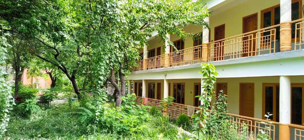 Stay at Fairy Garden & Resorts, Aliabad, Hunza