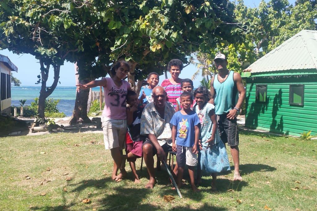 Naivalu Family