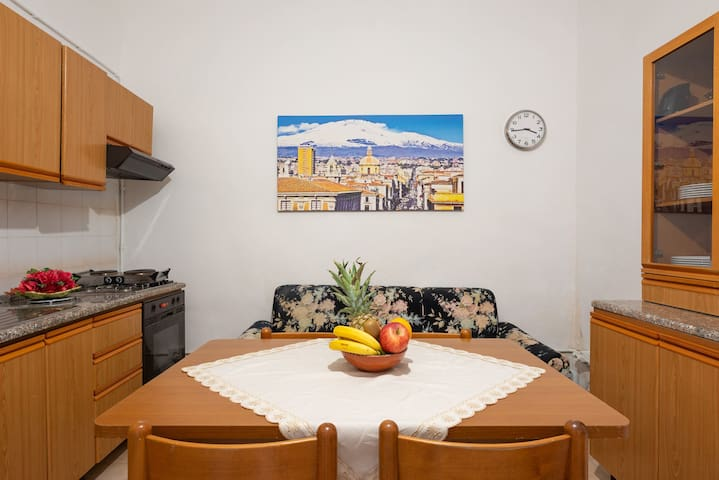 Cosy Holiday Apartment in the Heart of Catania