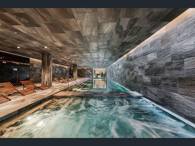 Apartment Close to CBD with Gym Spa Pool Sauna