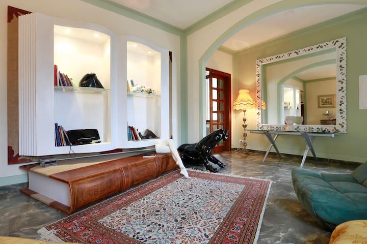 Lussuoso villino in campagna - Montespertoli - Villa