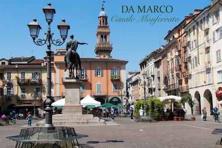 A due passi dal centro! - Casale Monferrato - Lejlighed