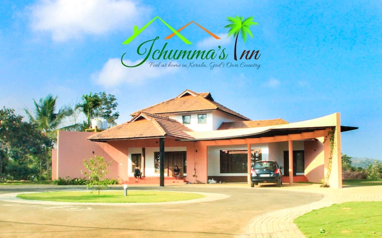 Ichumma's Inn at Wayanad, Kerala - Book Full House