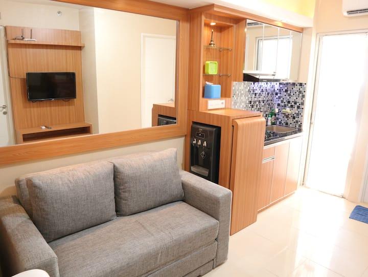Comfy 2bedroom apt bassura city