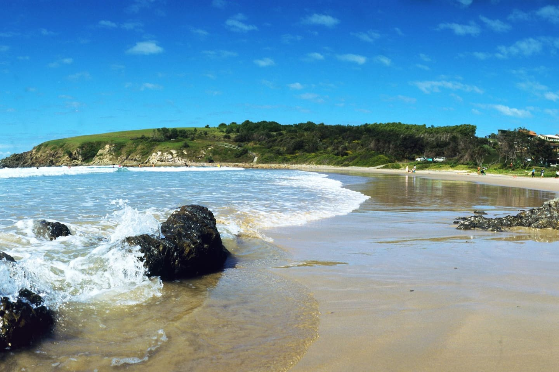 Beautiful Emerald Beach