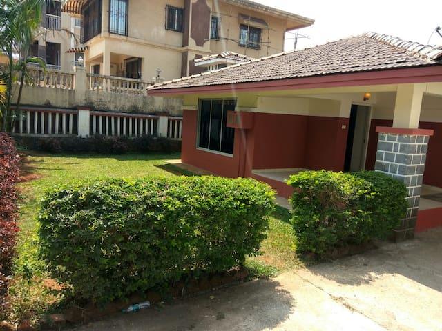 1 Bedroom Villa in Lonavala #Cloud9 Hills Resort