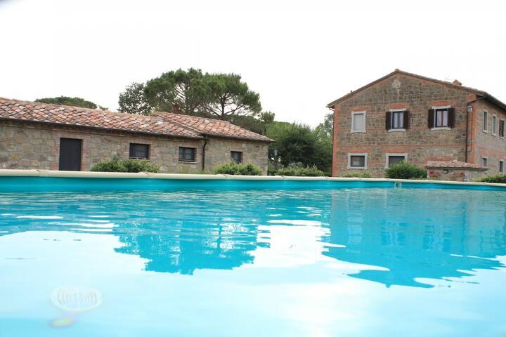 Villa Vittoria, with private pool