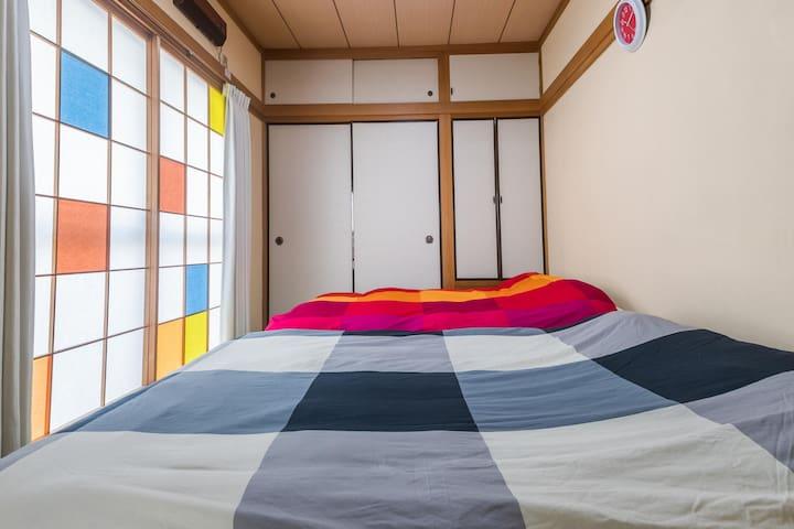 4min Shinjuku by train, Good for family&group♪ - Shinjuku-ku - Apartment
