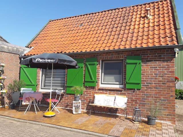 Entspannung pur! Gemütliches Häuschen im AltenLand