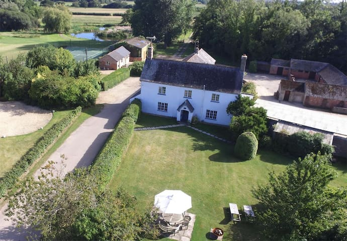 Rose Cottage, Tincleton, Dorchester - 5 Star - Tincleton - Rumah