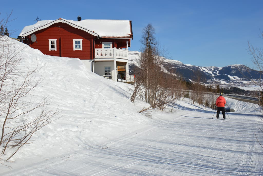 View to east with Ski-in-Ski-Out