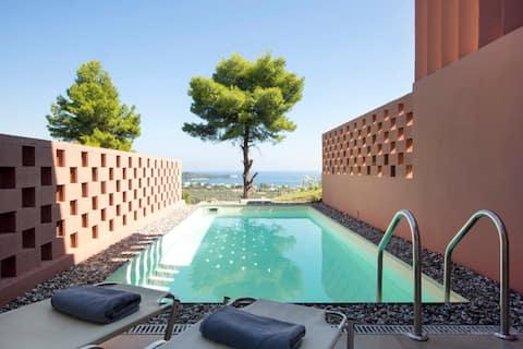 Cozy two bedroom villa