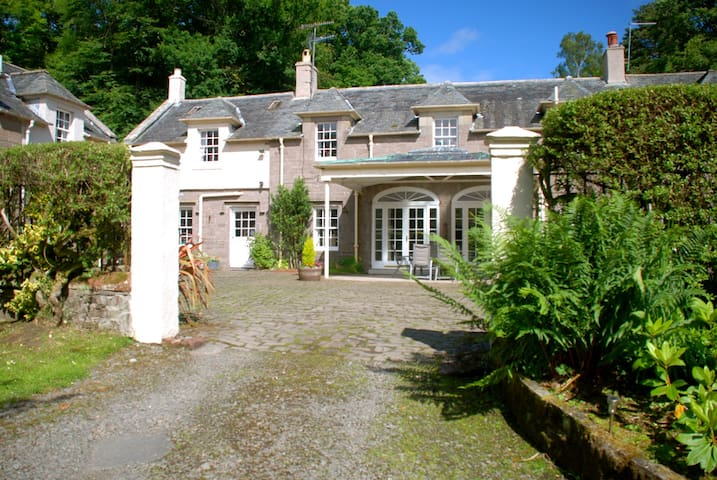 Historic Stable Conversion for 6/8 Loch Lomond - Boturich - House