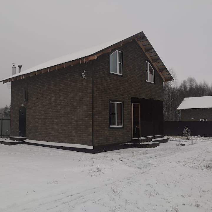 Дом с баней