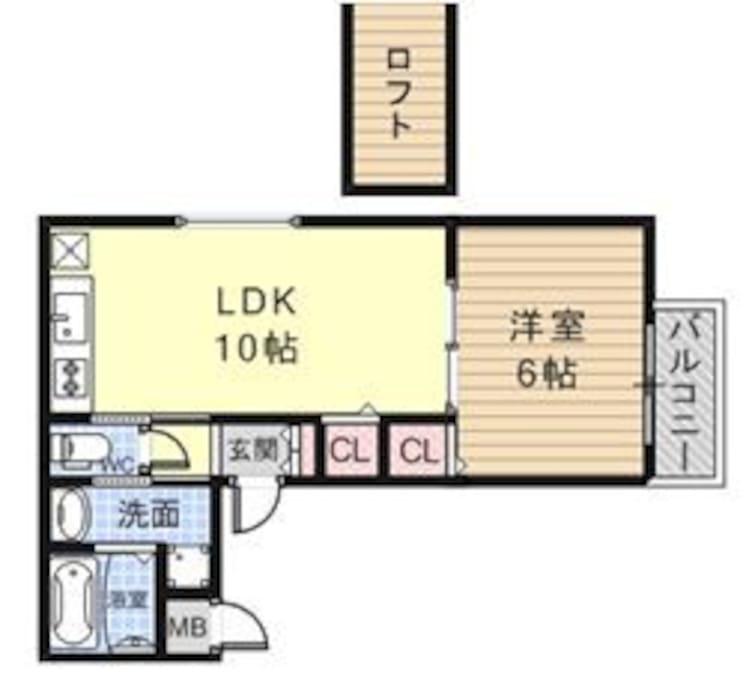 house layout 房间平面图