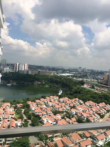 A'marine Lakeside Condo in Sunway - Subang Jaya - Apartamento