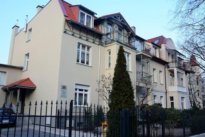 Apartament Wybickiego