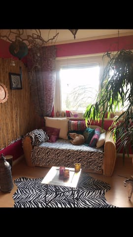 Lovely&colorful wonderland apt. - Landau in der Pfalz - Apartmen