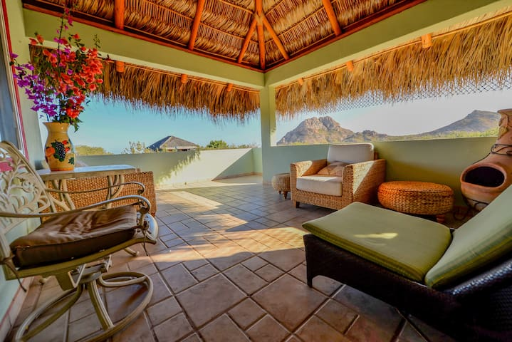 Relax & Dive in the best spot of Cabo Pulmo