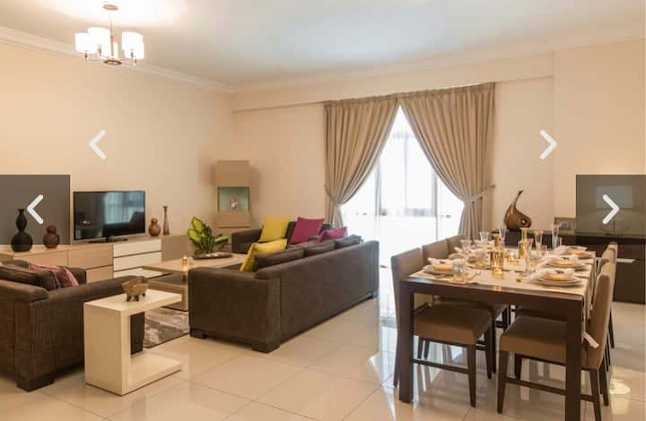"Luxury apartment *home away from home"" QR 6,500 PM"