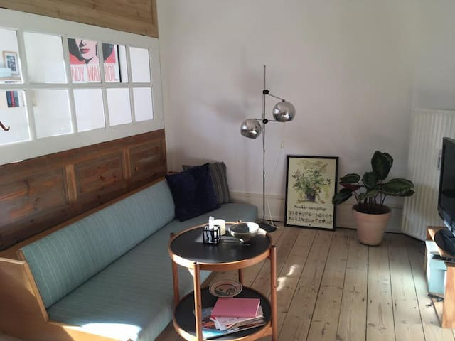 Charming flat in the popular Nørrebro neighborhood