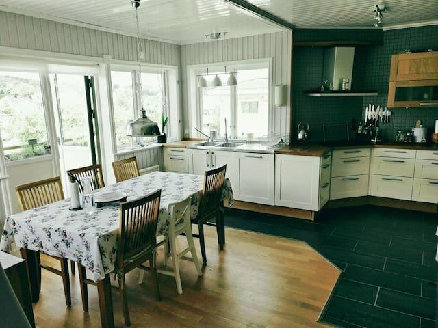 Mysig villa i barnvänligt  område - Göteborg - House