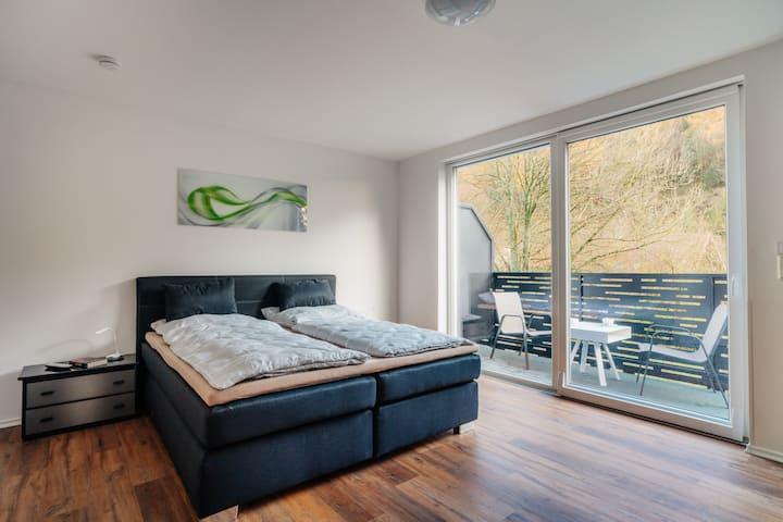 Superior Doppelzimmer mit Balkon - Hotel