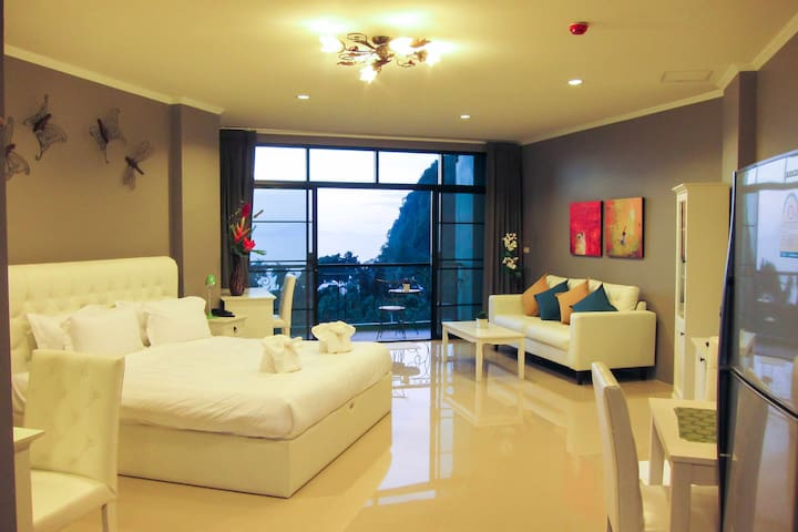 Panorama Seaview condo at Krabi