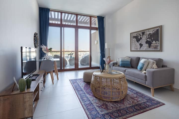 Stylish Studio on Palm Jumeirah with Stunning View!
