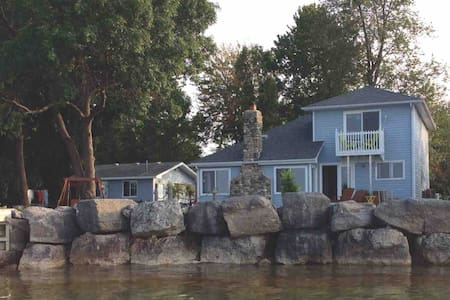 Georgian Bay Waterfront Cottage Apt....Immaculate