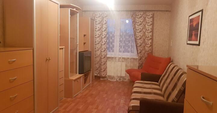 Уютная и теплая квартира в центре Запорожья