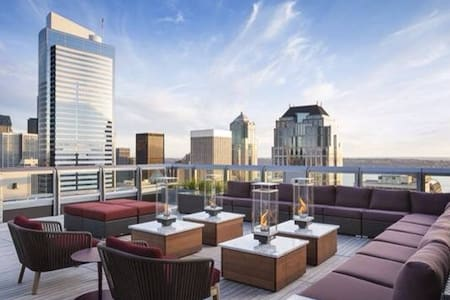 Downtown fl 20 Convention Ctr View 1br Winter Sale - Seattle - Apartment