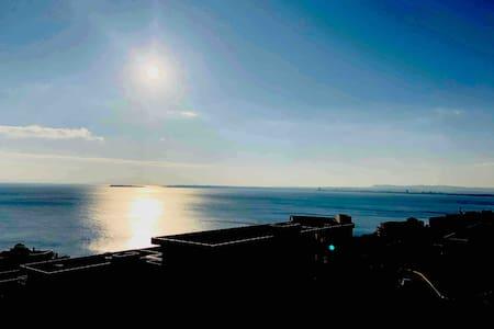 Изумительный вид  на море/Amazing sea view