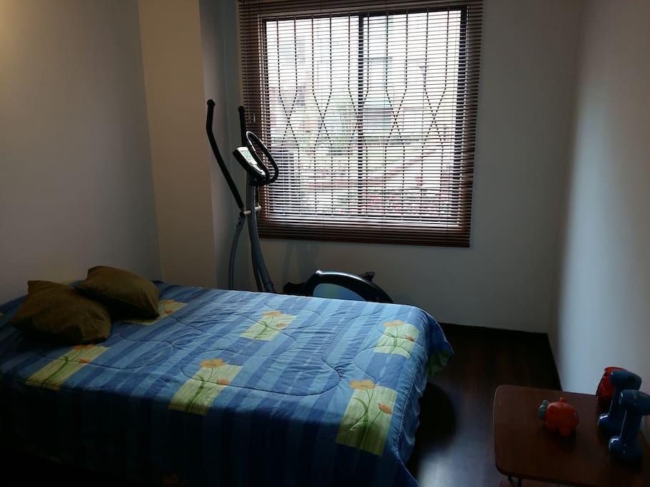 view inner room