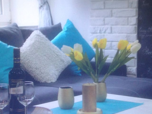 Xz  beautiful house - Kalisz - Appartement