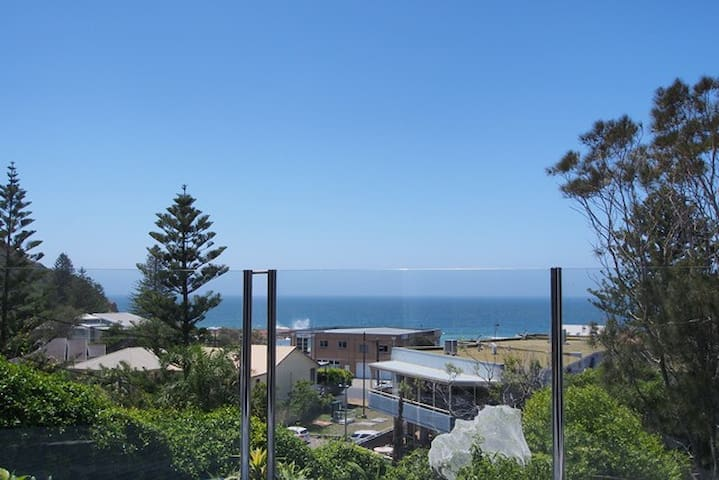 Fabulous ocean views,  a relaxing place to unwind. - North Avoca - Casa