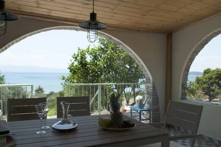 Avaton Farm: Creative Tourism - Ouranoupoli - House