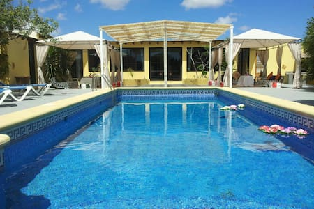 Villa Tahiche con piscina privada - Tahiche, Canarias, ES - Rumah