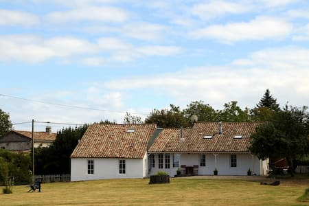 4 Bed French Countryside House - Saint-Dizant-du-Bois - Σπίτι