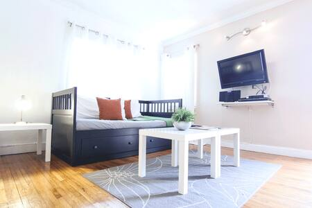Cozy 1-BR Apartment in Miami - Miami - Apartment