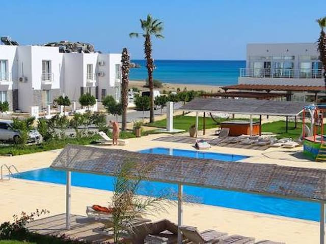 Sea view apartment in Caesar beach - Kalecik